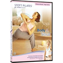 Pilates Body and Soul DVD