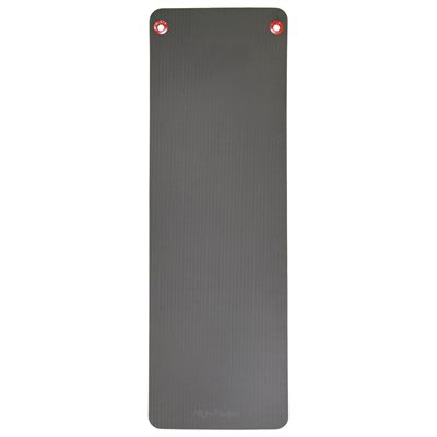 Pilates Mad Align-Pilates 10mm Studio Mat with Eyelets - Unfolded
