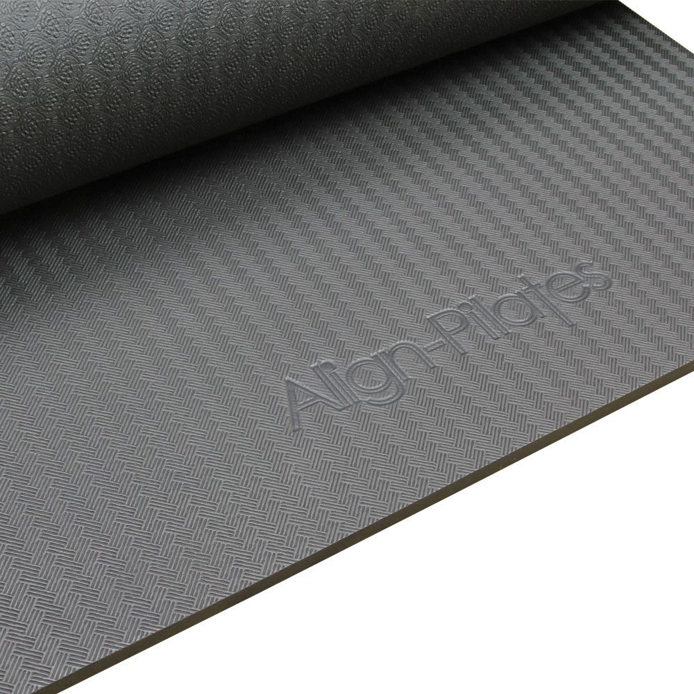 Pilates Mad Align-Pilates 10mm Studio Mat With Eyelets