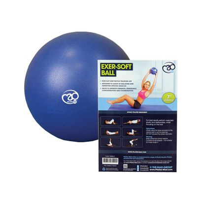Pilates Mad Exer-Soft Ball 7in - Main Image
