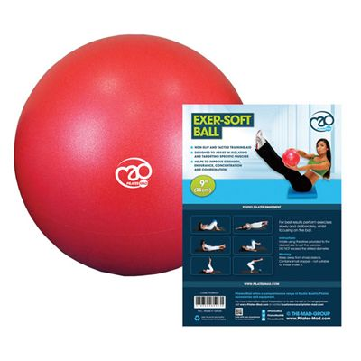 Pilates Mad Exer-Soft Ball 9in - Main Image