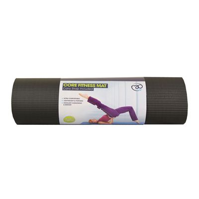 Pilates Mad NBR Pilates Mat - Black