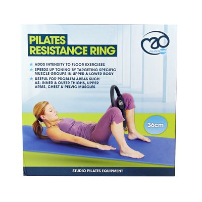 Pilates Mad Pilates Resistance Ring - Double Handle - Packaging