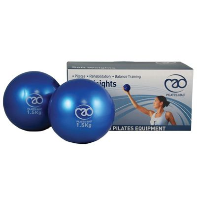 Pilates Mad Soft Weights 2 x 1.5kg Image
