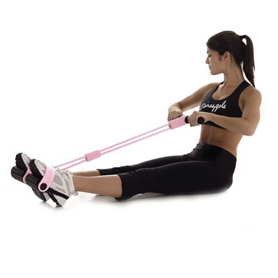 Pineapple Pilates Rowing Action Exerciser