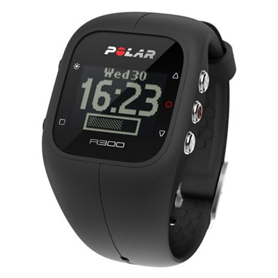 Polar A300 Fitness and Activity Monitor-Black