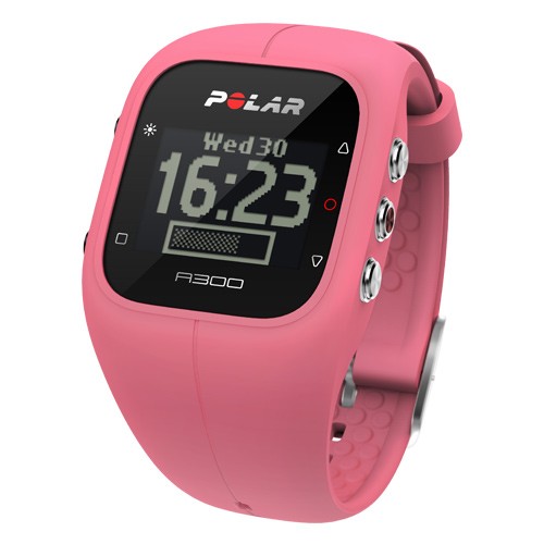 Polar A300 Fitness and Activity Tracker  Pink