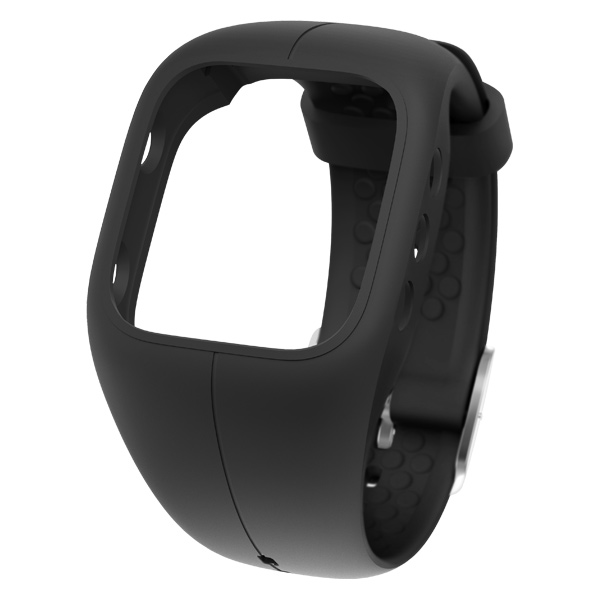 Polar A300 Replacement Strap  Black