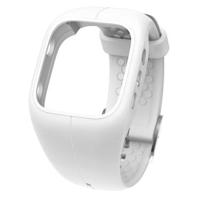 Polar A300 Wrist Strap-White