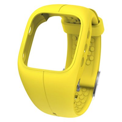 Polar A300 Wrist Strap-Yellow