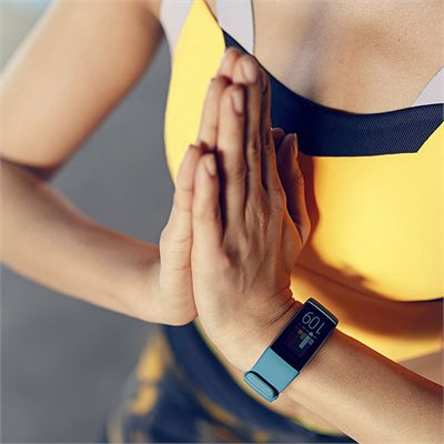 Polar A370 Fitness Tracker with Heart Rate - Lifestyle3