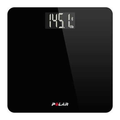 Polar Balance Scale-Black-Top View