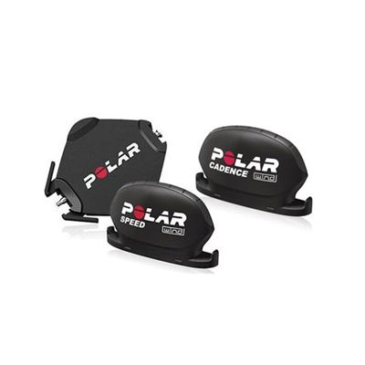 Polar CS500 Plus Cycle Computer with Cadence Sensor - Sensors