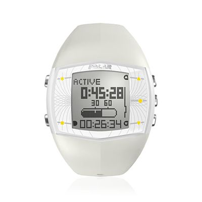 Polar FA20 Activity Monitor White