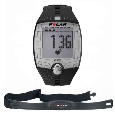 Polar FT2 Heart Rate Monitor - Black