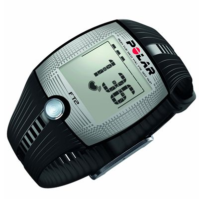 Polar FT2 Heart Rate Monitor - Black/Side
