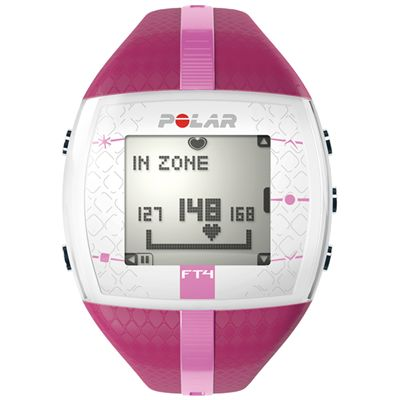 FT4 Heart Rate Monitor - Purple-Pink