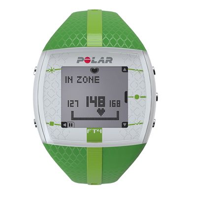 Polar FT4 Heart Rate Monitor - Green