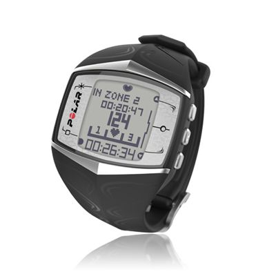 Polar FT60 Female Heart Rate Monitor Top Left View