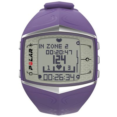Polar FT60 Ladies Heart Rate Monitor - Lilac