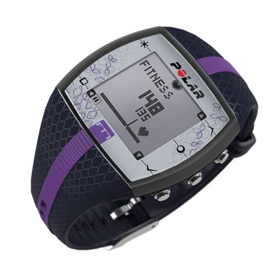 Polar FT7 Heart Rate Monitor - Blue/Lilac