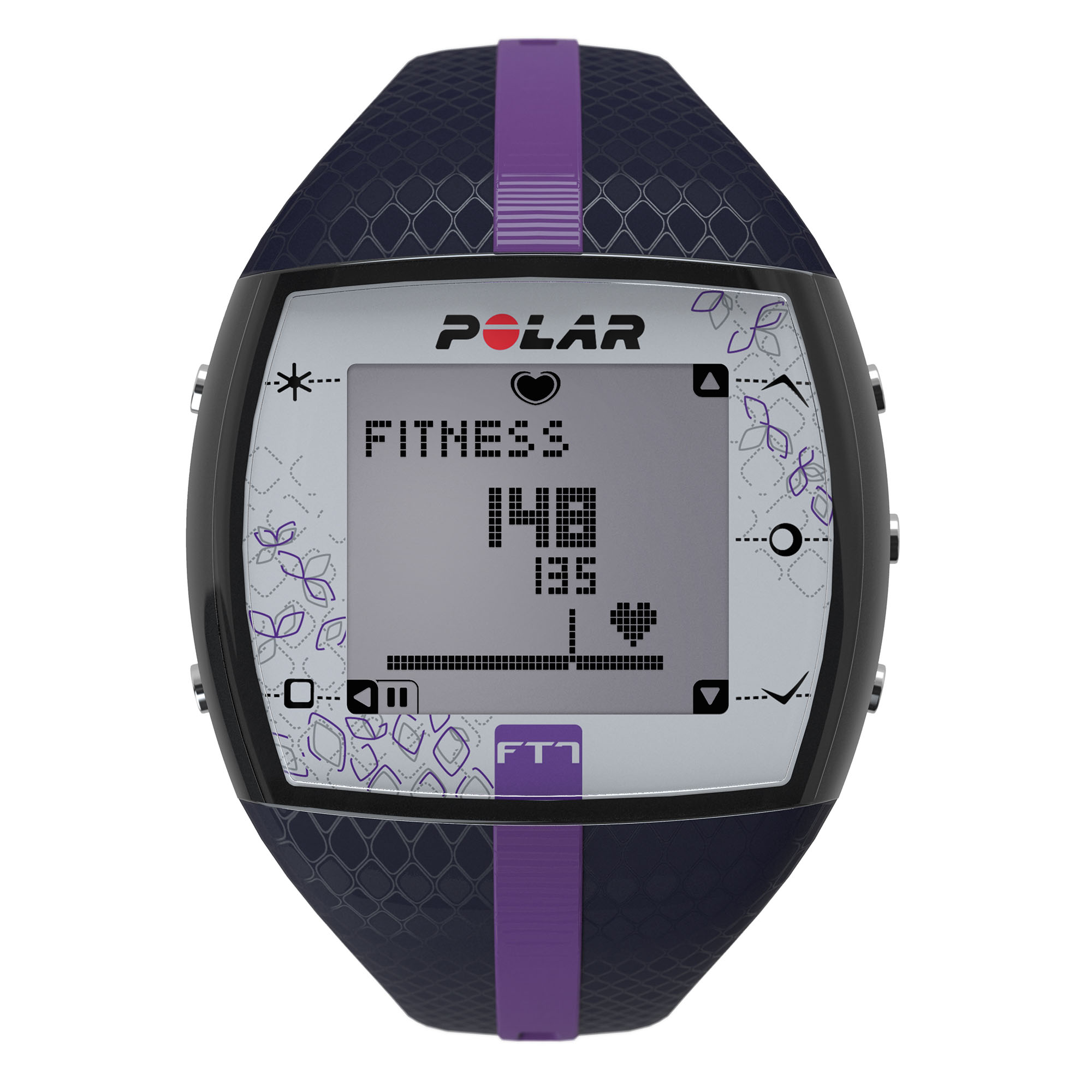 Polar FT7 Heart Rate Monitor   BlueLilac