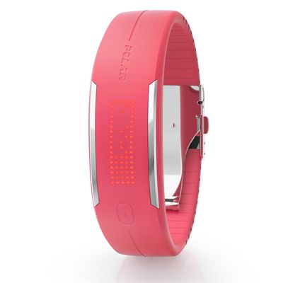Polar Loop 2 Activity Tracker-Pink-Front Left View