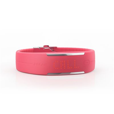 Polar Loop 2 Activity Tracker-Pink-Horizontal View