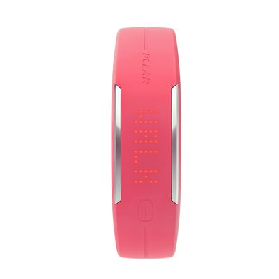Polar Loop 2 Activity Tracker-Pink-Walk Mode