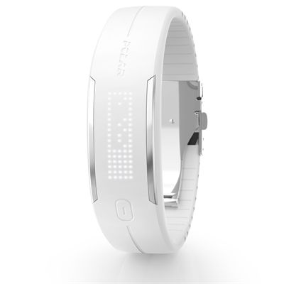 Polar Loop 2 Activity Tracker-White-Front Left View