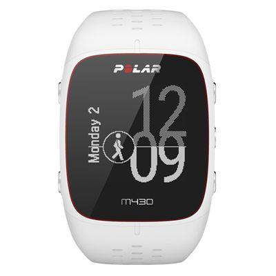 Polar M430 GPS HR - White