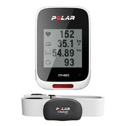 Polar M450 GPS Bike Computer with Heart Rate Sensor