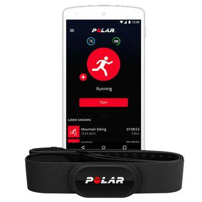 Polar M460 GPS Bike Computer with Heart Rate Sensor - app1