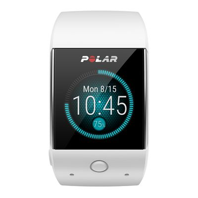 Polar M600 Heart Rate Monitor-White