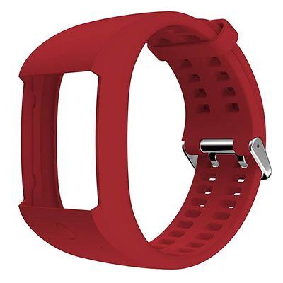 Polar M600 Watch Strap - Red