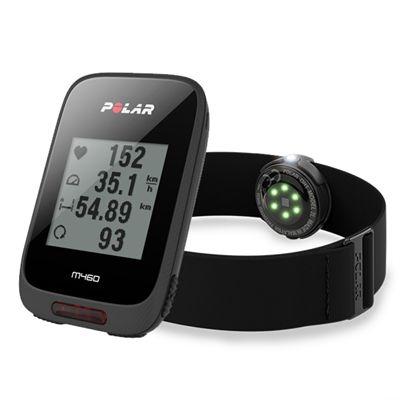 Polar Polar M460 GPS Bike Computer with OH1 Optical Heart Rate Sensor