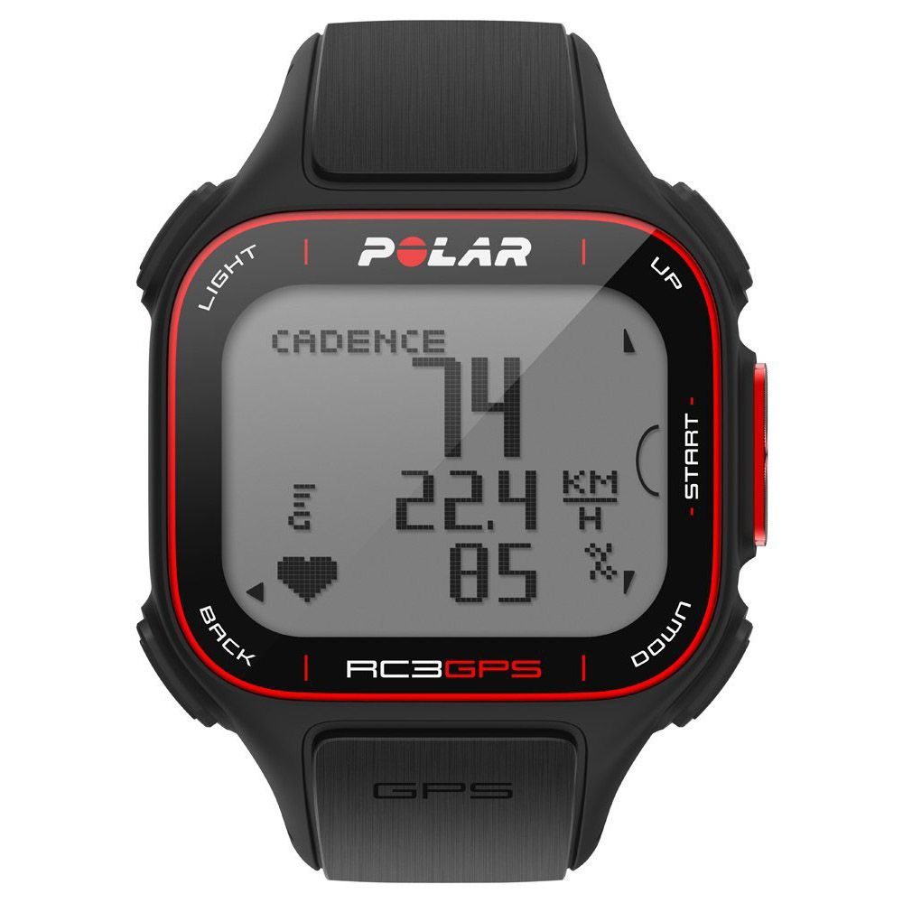 Polar RC3 GPS BIKE Heart Rate Monitor
