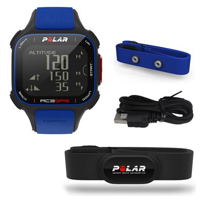 Polar RC3 GPS Limited Edition Heart Rate Monitor Set