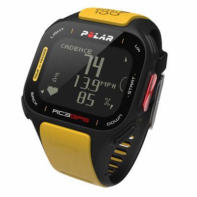 Polar RC3 GPS Tour De France Heart Rate Monitor