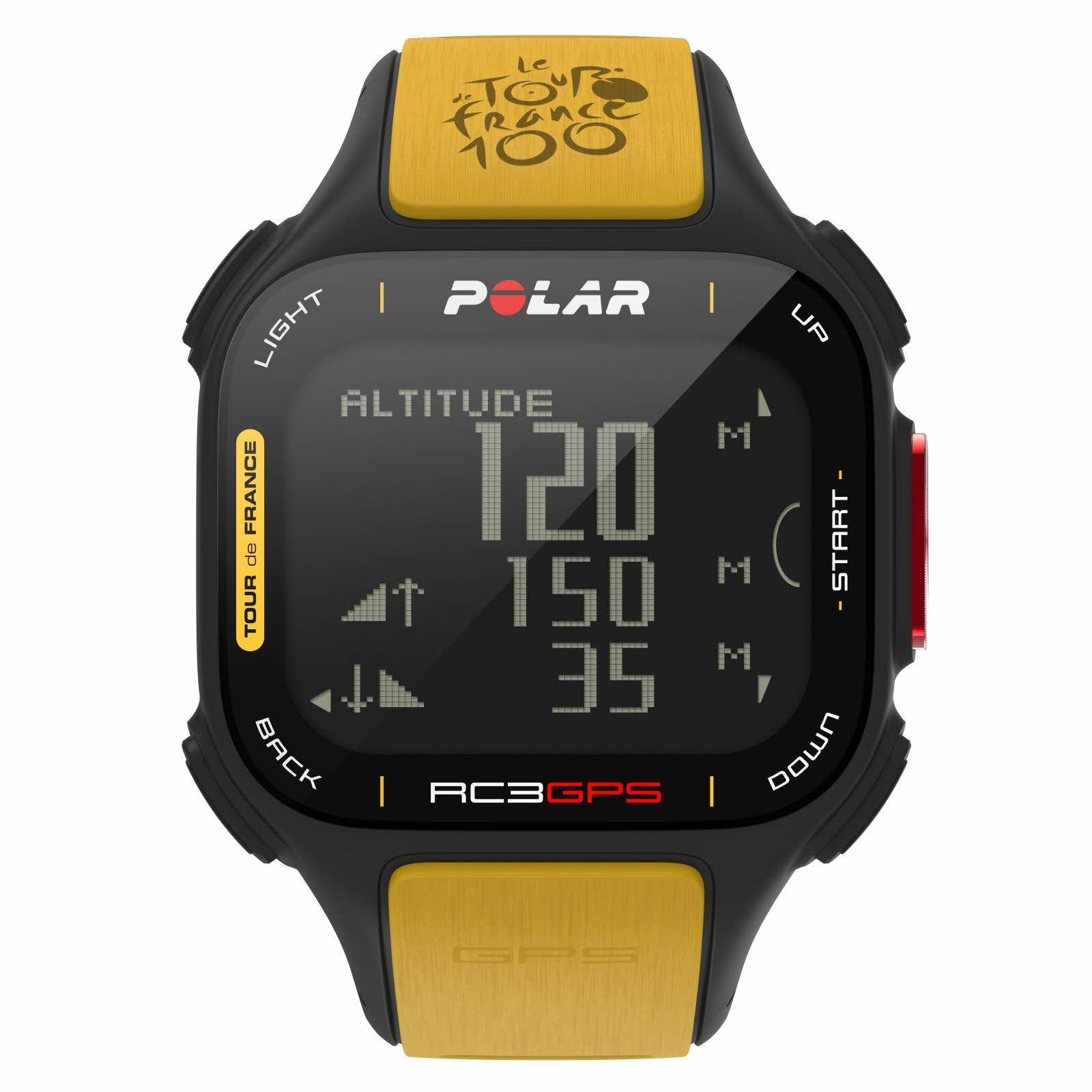 Polar Rc3 Gps Tour De France Bike Sports Watch