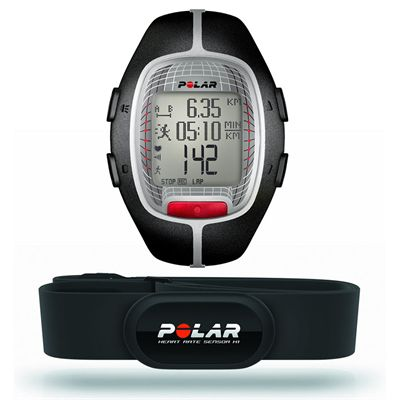 Polar RS300X Heart Rate Monitor-Black Image