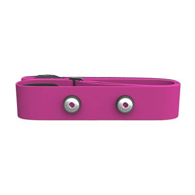 Polar Soft Strap for Heart Rate Sensor - Pink