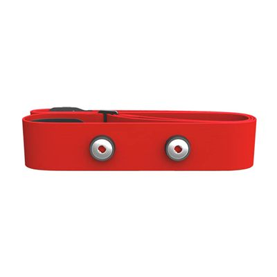Polar Soft Strap for Heart Rate Sensor - Red