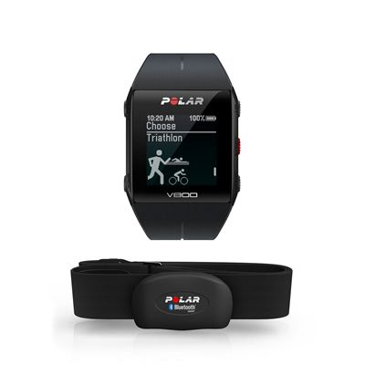 Polar V800 Heart Rate Monitor-Black