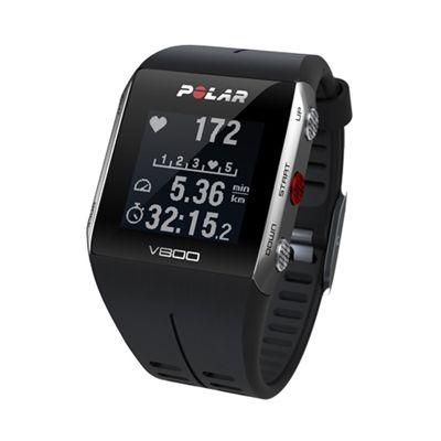 Polar V800 GPS Heart Rate Monitor Angle View