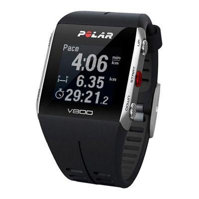 Polar V800 GPS Sports Watch - Side View Image