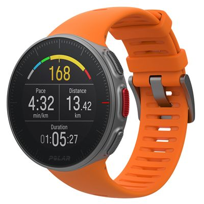 Polar Vantage V GPS Sports Watch - Orange