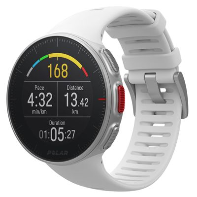 Polar Vantage V GPS Sports Watch - White