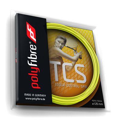 Polyfibre TCS Tennis String Set 125-a