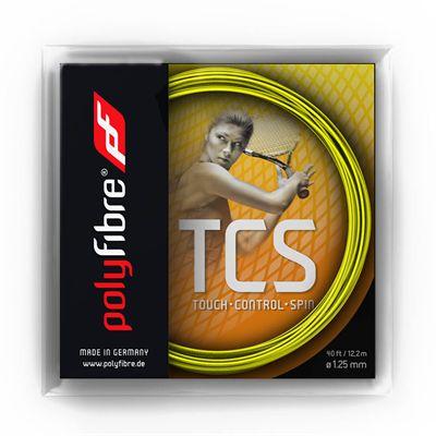 Polyfibre TCS Tennis String Set 125
